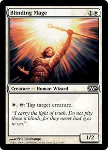 Blinding Mage M10