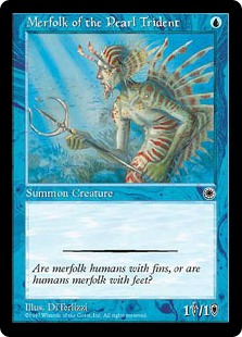 Merfolk of the Pearl Trident PO
