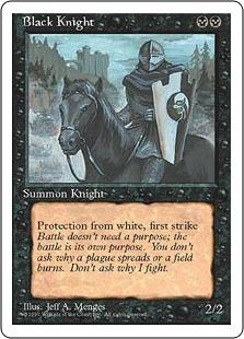 Black Knight 4E