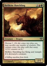 Hellkite Hatchling CON