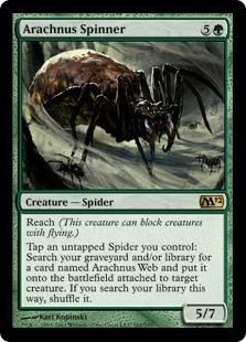 Arachnus Spinner M12