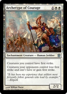 Archetype of Courage BNG