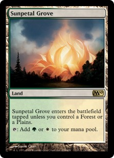 Sunpetal Grove M10