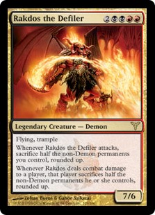 Rakdos the Defiler DIS