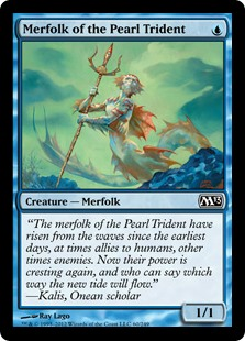 Merfolk of the Pearl Trident M13