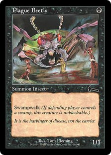 Plague Beetle GU