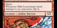 Akki Lavarunner // Tok-Tok, Volcano Born