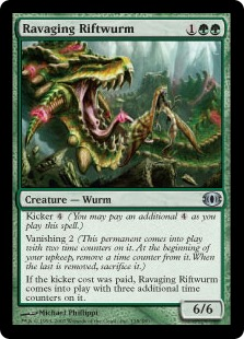 Ravaging Riftwurm FUT