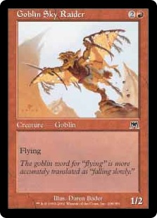 Goblin Sky Raider ONS