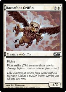 Razorfoot Griffin M10