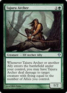Tajuru Archer ZEN