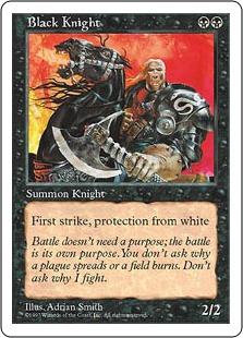 Black Knight 5E