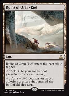 Ruins of Oran-Rief OGW