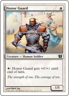 Honor Guard 9ED
