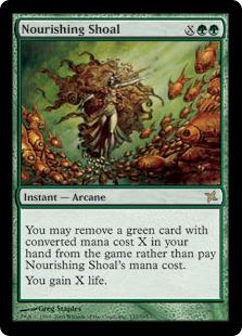 Nourishing Shoal BOK