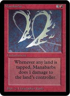 Manabarbs 1E