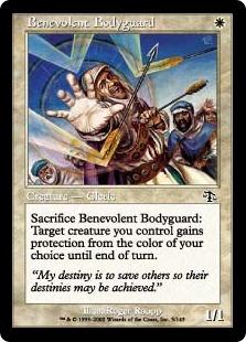 Benevolent Bodyguard JUD