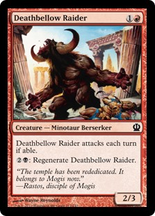 Deathbellow Raider THS