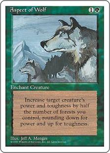 Aspect of Wolf 4E