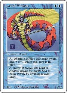 Lord of Atlantis 3E