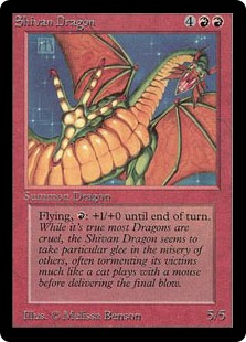 Shivan Dragon 2E