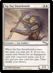 Taj-Nar Swordsmith MRD