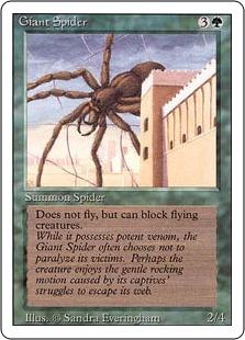 Giant Spider 3ED