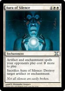 Aura of Silence 10E