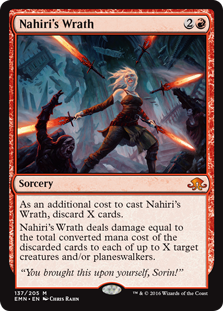 Nahiri's Wrath EMN