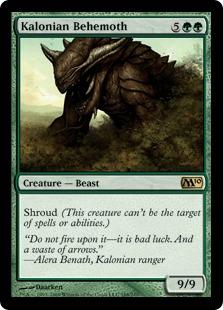 Kalonian Behemoth M10