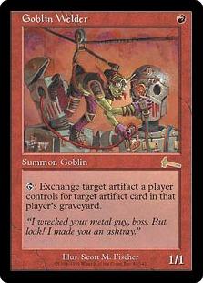 Goblin Welder ULG