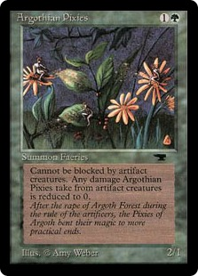 Argothian Pixies ATQ