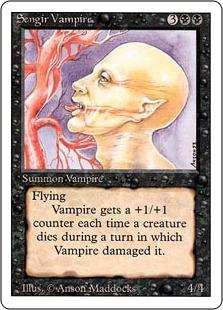 Sengir Vampire 3E