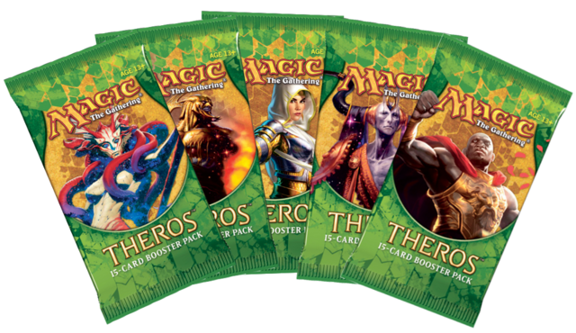 File:Theros Booster.png