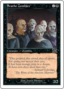 Scathe Zombies P4
