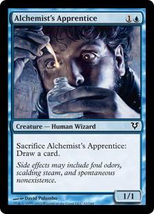 Alchemist's Apprentice AVR