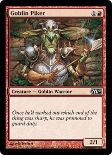 Goblin Piker M10