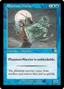 Phantom Warrior P3