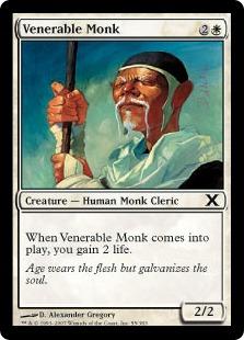 Venerable Monk 10E