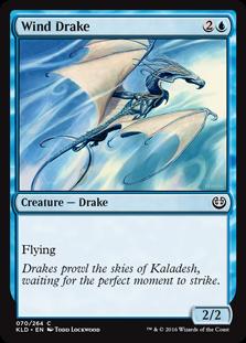 Wind Drake KLD