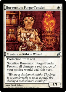 Burrenton Forge-Tender LRW