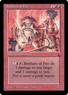 Brothers of Fire DK