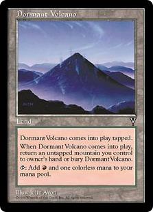 Dormant Volcano VI