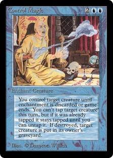 Control Magic 2E
