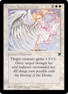 Divine Transformation Leg