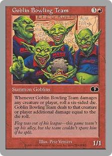 Goblin Bowling Team UG