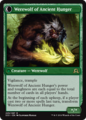 Werewolf of Ancient Hunger SOI