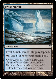 Frost Marsh CSP