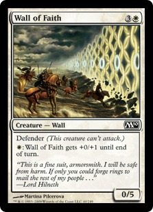 Wall of Faith M10