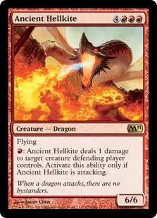 Ancient Hellkite M11